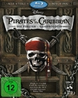 Pirates of the Caribbean 1-4 Coll. [5 BRs]