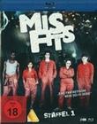 Misfits - Staffel 1 [2 BRs]