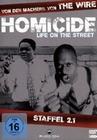Homicide - Staffel 2.1 [3 DVDs]