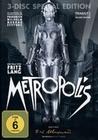 Metropolis [SE] [3 DVDs]