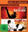 Kung Fu Hustle/Karate Kid - Best of... [2 BRs]