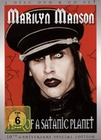 Marilyn Manson - Fear of a Satanic Planet (+ CD)