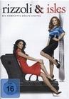 Rizzoli & Isles - Staffel 2 [4 DVDs]