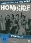 Homicide - Staffel 3 [3 DVDs]