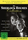 Sherlock Holmes Collection 4 [4 DVDs]