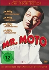 Mr. Moto Collection - Volume 1 [SE] [4 DVDs]