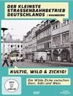 Der kleinste Strassenbahnbetrieb Deutschlands...