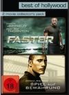 Faster/Spiel auf Bewährung [2 DVDs]