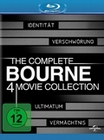 The Complete Bourne Collection [4 BRs]