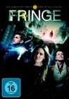 Fringe - Staffel 5 [4 DVDs]