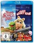 Die Schatzinsel/Der grosse Muppet Krimi