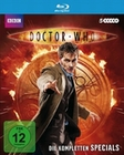 Doctor Who - Die komp. Specials [4 BRs] (+ DVD)