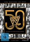 The History of WWE - 50 Years of Sp... [3 DVDs]