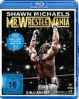 Shawn Michaels - Mr. Wrestlemania [2 BRs]