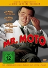 Mr. Moto Collection - Volume 2 [SE] [4 DVDs]