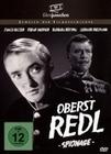 Oberst Redl - Spionage