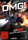 OMG! - The Top 50 Incidents in WWE... [3 DVDs]