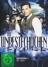 Die Unbestechlichen - Season 1 [8 DVDs]