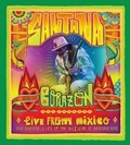Santana - Live From Mexiko (+ CD)