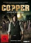 Copper - Justice Is Brutal/Staffel 2 [4 DVDs]