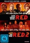 R.E.D. - Älter. Härter../R.E.D. 2 [CE] [2 DVDs]