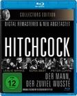 Alfred Hitchcock - Der Mann, der zuviel wusste