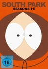 South Park - Season 1 - 5 [15 DVDs]