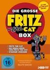 Die grosse Fritz the Cat Box [3 DVDs]