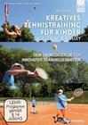 Kreatives Tennistraining für Kinder - Aufschlag