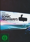 Foo Fighters - Sonic Highways [4 DVDs]