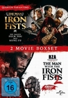 The Man with the Iron Fist 1+2 [2 DVDs]