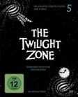 The Twilight Zone - Staffel 5 [5 BRs] ( + DVD)