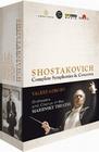 Shostakovich - Com. Symphonies & Concertos[8DVD]