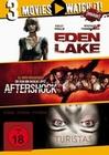 Eden Lake/Aftershock/Turistas [3 DVDs]