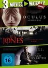 Oculus/Mr. Jones/The New Daughter [3 DVDs]