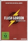Flash Gordon - Die komplette Serie [4 DVDs]