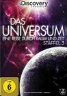 Das Universum - St. 3 - Eine Reise...[3 DVDs]