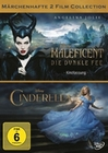 Maleficent - Die dunkle Fee / Cinderella [2DVD]