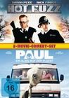 Hot Fuzz/Paul - Ein Alien auf der Flucht [2 DVD