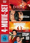 Sylvester Stallone - 4-Movie-Set [4 DVDs]