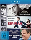 Matt Damon - 3-Movie-Set [3 BRs]