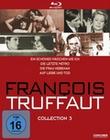 Francois Truffaut - Collection 3 [4 BRs]