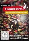 Triumph der nr badboys - Ein Handball-Wintermär...