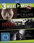 Oculus/Mr. Jones/The New Daughter [3 BRs]