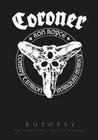 Coroner - Autopsy (+ CD) [3 DVDs]