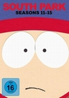 South Park - Season 11 - 15 [15 DVDs]