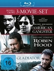 Russell Crowe - 3-Movie-Set [3 BRs]