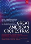 Great American Orchestras [11 DVDs]