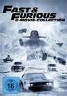 Fast & Furious - 8-Movie Collection [8 DVDs]