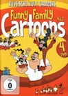 Funny Family Cartoons Vol. 2 [4 DVDs]